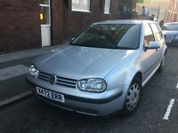 VW GOLF MATCH 1.4l PETROL - SPARES & REPAIRS