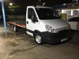 Iveco daily recovery truck low miles