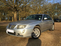 Rover 75 CDTI, low mileage, BMW 2 litre diesel, manual, MOT to October good condition