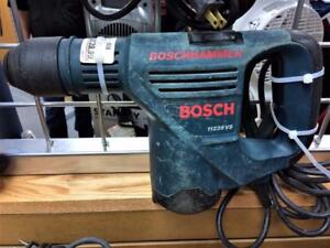Rotary Hammer Perceuse Precussion SDS 1'' BOSCH 11239VS  #P021011