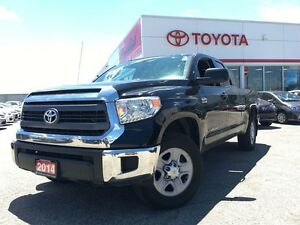 2014 Toyota Tundra 4x4, Local Trade, Low Mileage, Certified and