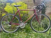 Claud Butler Dalesman Touring Adventure Gravel bike Reynolds 531