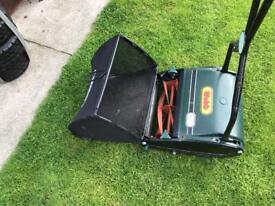 Webb push mower