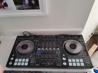Pioneer DDJ-RZ Flagship Controller - 4 Deck Mixing With FX - Boxed, MINT, Decksaver, Home Use Only