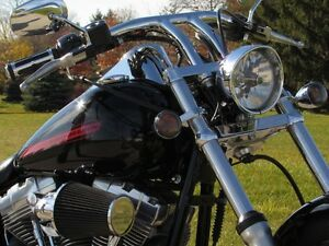 2007 harley-davidson FXST Softail   $4,000 In Options and Custom London Ontario image 8