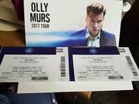 Olly Murs Tickets O2 London