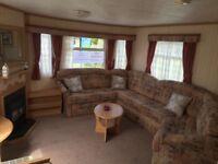 Cheap static caravan for sale, Solway Coast, Lake District