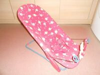 MOTHERCARE UNISEX BABY BOUNCER/CHAIR