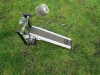 Drums - Vintage Premier Bass Drum Pedal - 1251