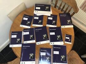 CISI regulation learning books