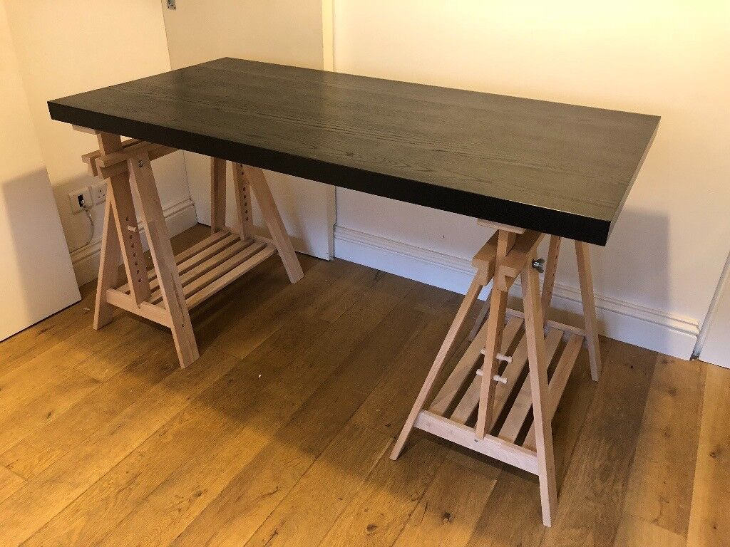 Ikea Standing Desk Hacked Table Top And Legs In Charing Cross