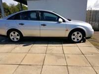 Vauxhall vectra 7 mot vgc