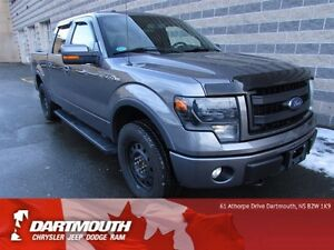 2014 Ford F-150 FX4/LEATHER/SUPERCAB/4X4