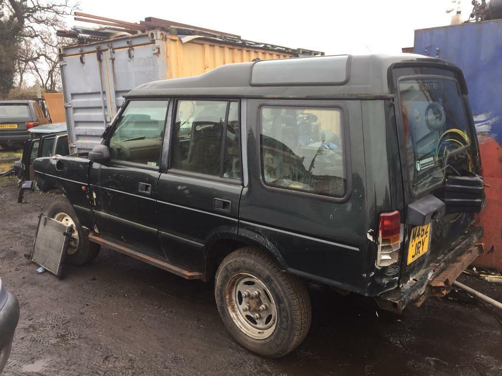 Land rover discovery 300 tdi breaking