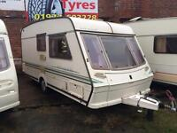 2 BERTH ABBEY GTS WITH END BATHROOM AWNING EXTRAS MORE IN STOCK AND WE CAN DELIVER PLZ VIEW