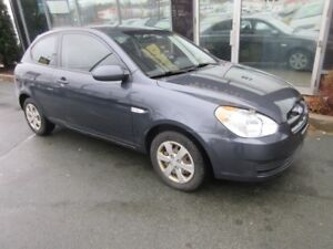 2009 Hyundai Accent THREE DOOR HATCH