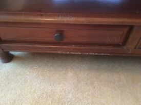 Coffee Table & matching Lamp/End TAble
