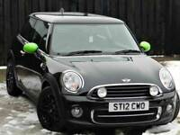 LTD EDITION! (2012) MINI COOPER D 1.6TD 3DR - 12 MONTHS MOT -FULL SERVICE HISTORY -LONDON 12 EDITION