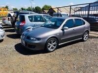 Seat Leon FR 1.9 Diesel 06 reg very fast car very clean trade sale price