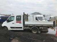 Renault master 2013 year van breaking spare parts available