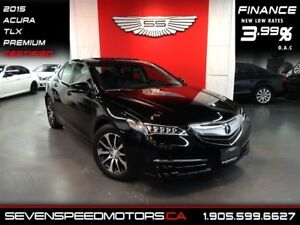 2015 Acura TLX PREMIUM|ACCIDENT FREE|CERTIFIED|ACURA WARRANTY