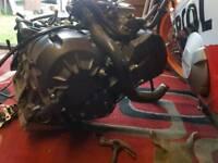 Yamaha R1 engine 2008