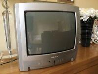 """Alba 14"""" colour TV"""