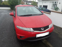 Honda Civic 1.8 i-VTEC SE Hatchback 5dr Low milage, only 1 owner FSH!!