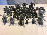 Games Workshop Warhammer, Age of Sigmar, Warhammer 40k and other tabletop games - job lot