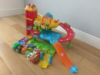 Vtech Toot-Toot Drivers Garage and cars
