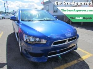 2012 Mitsubishi Lancer SE | GET PRE-APPROVED TODAY | THE LOANAPP