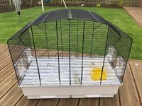 Ferplast 'Canto' Bird Cage with Divider