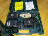 Hitachi rotary hammer drill 24v