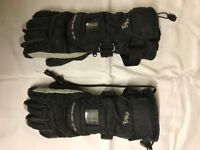 Big Air Snow Boarding Gloves with Wrist Protection