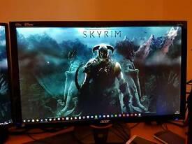 Acer XB270HA 144HZ G-Sync Monitor