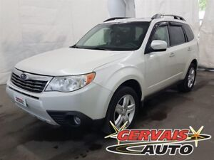 Subaru Forester Limited AWD GPS Cuir Toit Pano 2010