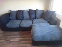 Corner and 2 seater sofa for sale