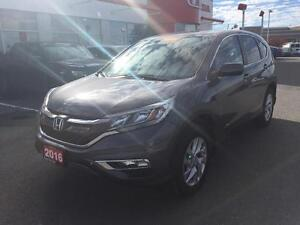 2016 Honda CR-V SE/AWD/ PREVIOUS SERVICE LOANER/GREAT PRICE!!!