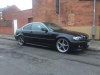 BMW e46 320ci m sport