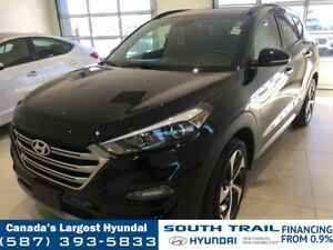 2017 Hyundai Tucson SE GLS - LEATHER, PANO, HEATED SEATS/WHEEL