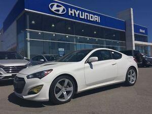 2013 Hyundai Genesis Coupe 2.0T/PREM/LEATHER/ROOF