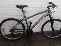 BTWIN 21-SPEED ALLOY MOUNTAIN BIKE/BICYCLE/MOUNTAIN BIKE