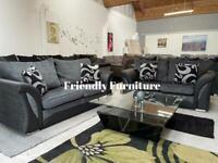 Beautiful new 3+2 seater sofa set