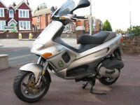 Gilera Runner FX 180. 2-stroke. Amazing Performance.
