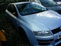 Fiat Stilo 1.2 needs attention