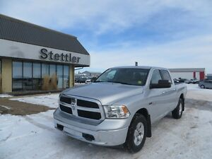2016 RAM 1500 SLT ECO DIESEL! BACK-UP CAMERA!!