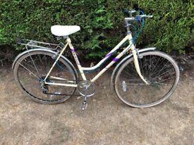 Emmelle vintage ladies bicycle