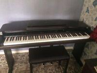 Yamaha Clavinova CVP 85A piano with 88 keys