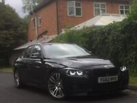 2012 BMW 320D AUTOMATIC FULL M PERFORMANCE KIT+M3 LOOKS+LOW MILEAGE DIESEL