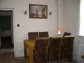 For Sale Oak Extending Dining Table and Chairs,